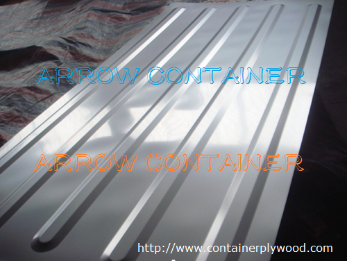 Container parts- shipping container roof panel