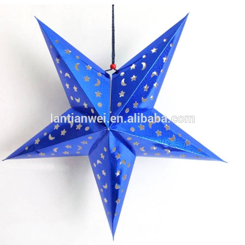 Chinese Star Paper Lantern