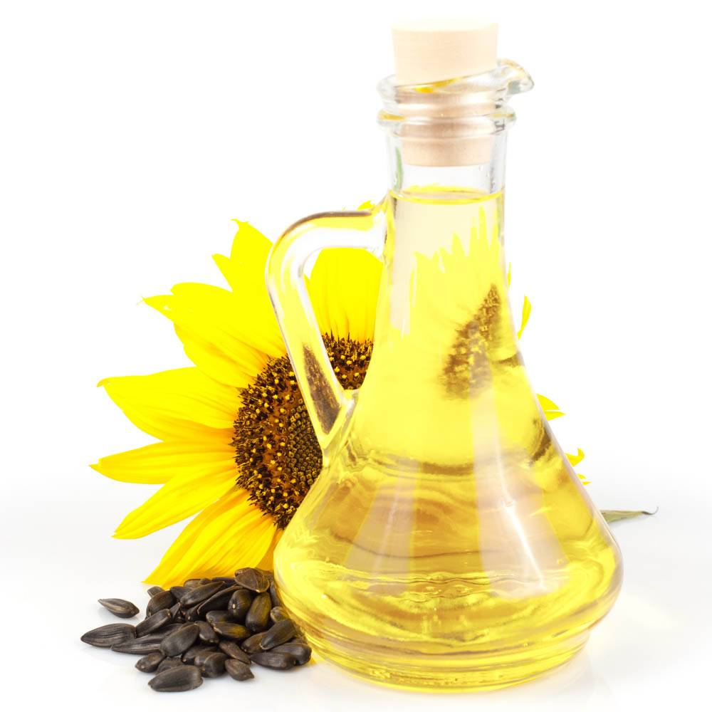 Aceite de girasol refinado - Refined sunflower oil