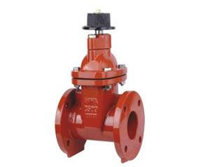 Resilient/Metal Seat Gate Valve