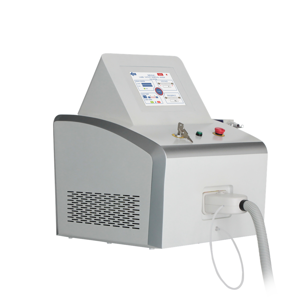 Laser ce approved q switch nd yag laser tattoo removal beauty equipment