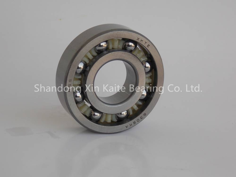 deep groove ball bearing 6306KA used in mining machine