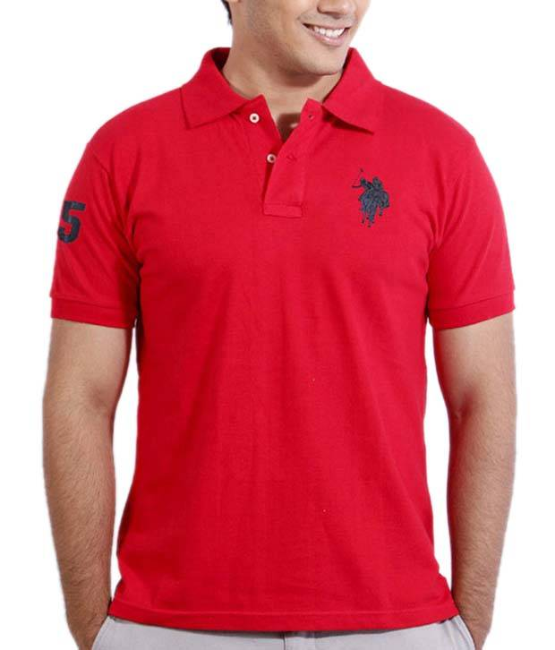 100% Cotton Men's Polo Shirts