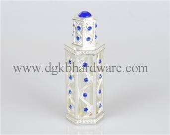 12 ml gorgous metal perfume bottle,silver perfume bottle