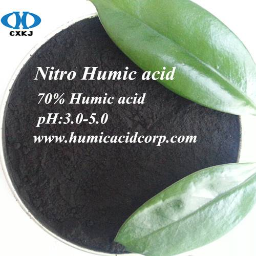 Nitro Humic Acid Powder Form