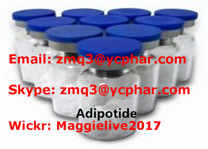 Weight Loss White Powder Peptides Steroids Adipotide 99% Purity CAS 137525-51-0
