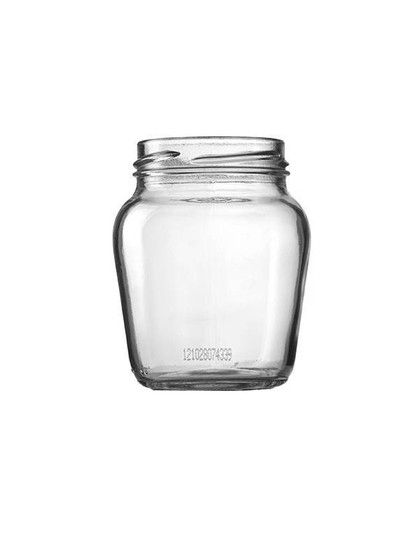 Glass Jar Food packaging container Jam Jar Candy Jar