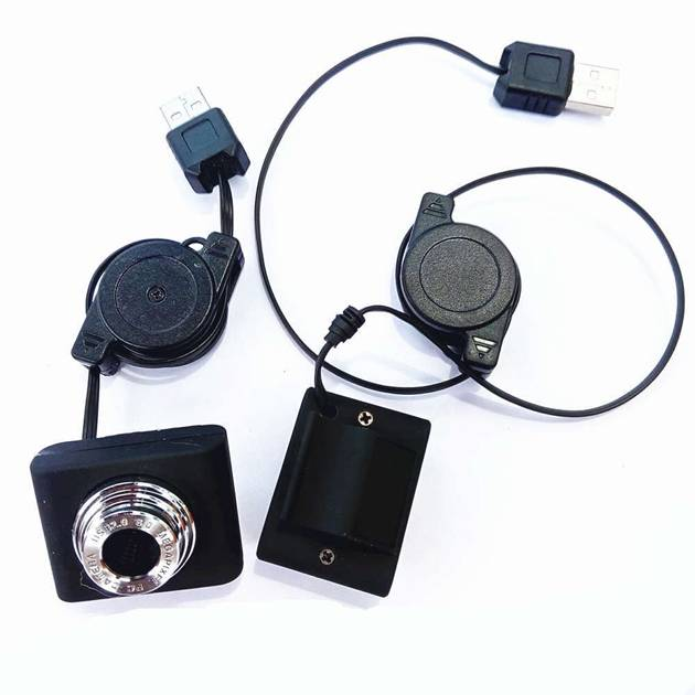 hot sale webcam with adjustable cable