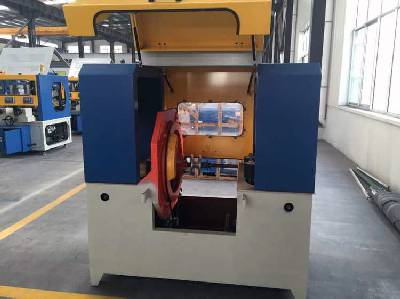 winding packaging machine for thermal break aluminum profileCRM-01