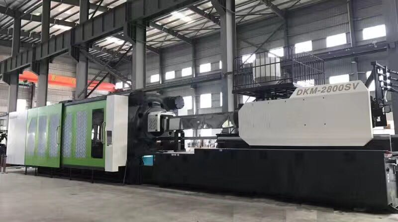 Large Pallet Injection Molding Machine