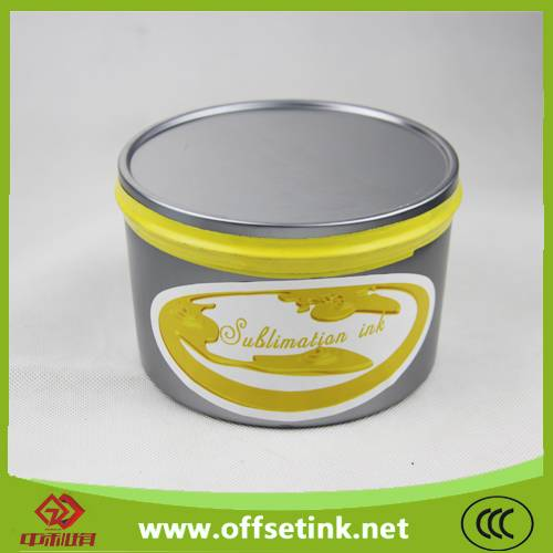 Advanced CYMK sublimation ink for cotton fabric