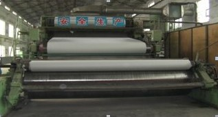 Paper making production line