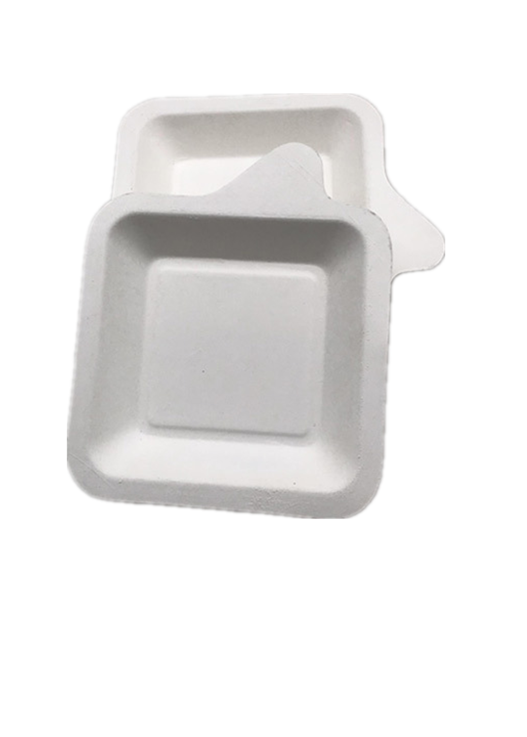 microwave equipment for biodegradable vegetable pulp food container