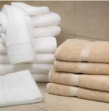 Bath towel hotel white bath towel GTW10106