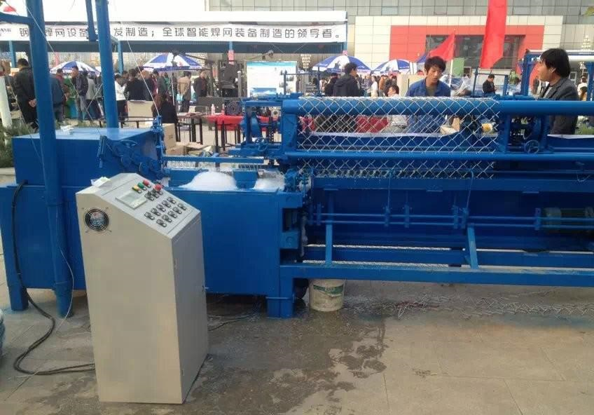 dial linking machine/ chain making machine/ plastic fence machine