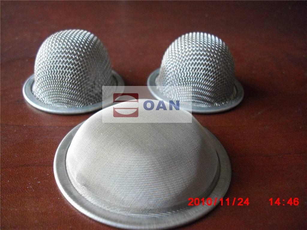 stainlss steel wire mesh filter(OAN)