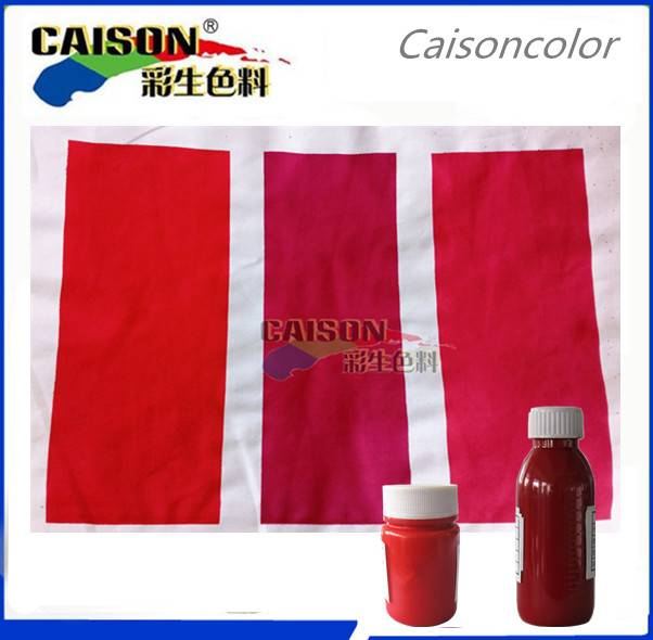 CAISON water based pigment paste with high temperature resistance