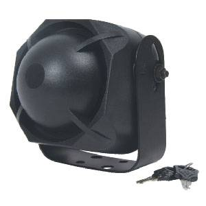 Battery operated backup siren GB-31