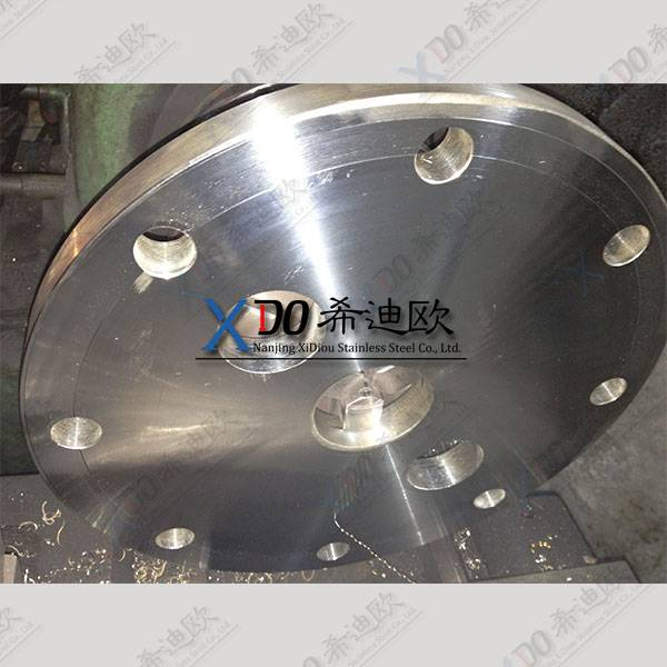 duplex 2507 China manufacturing hardware stainless steel blind flanges