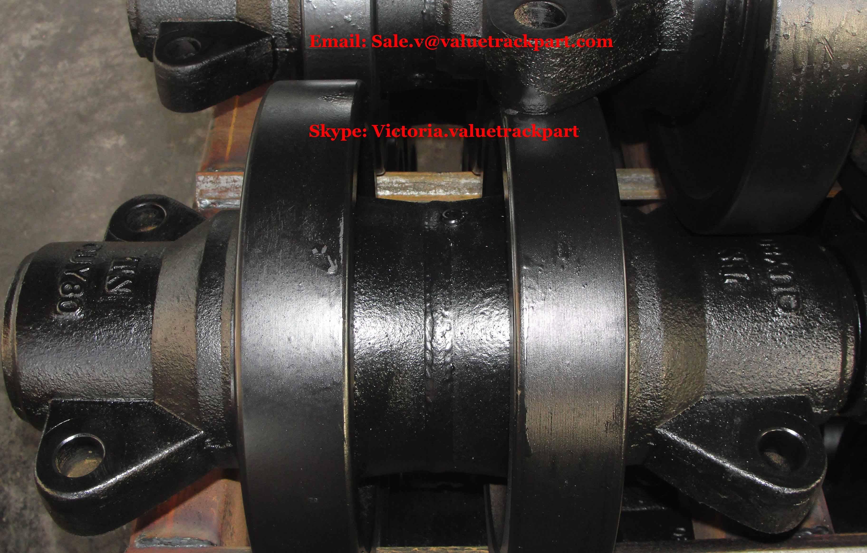 FUWA(fushun) QUY80 Crawler Crane Track Roller