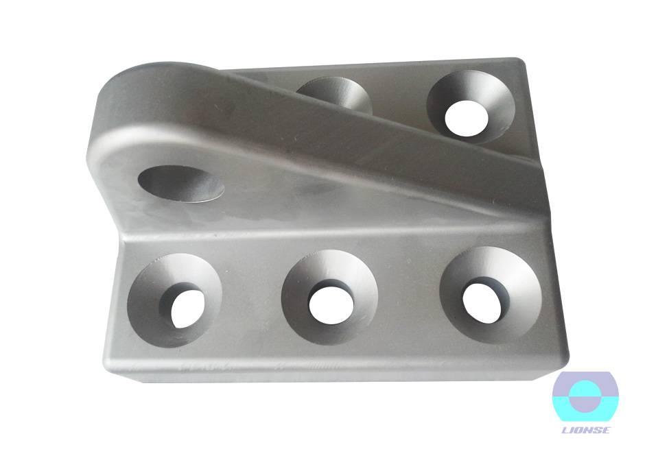 Titanium machining parts