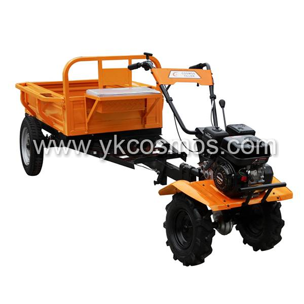 Ducar Engine Multi-Function Power Tiller Trailer