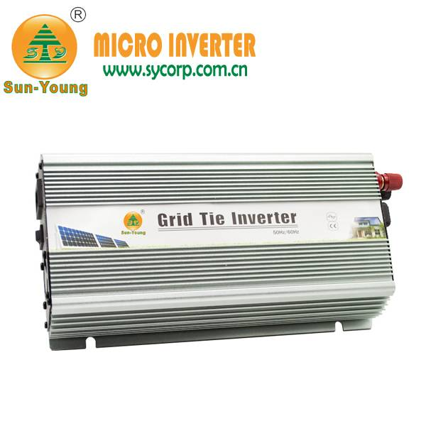 1000W 24-45VDC 230VAC micro inverter for solar panel