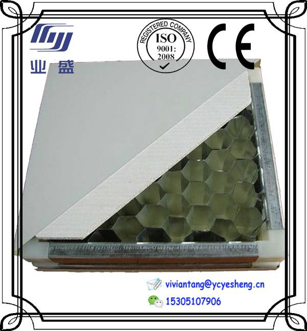 aluminium honeycomb sandwich panel