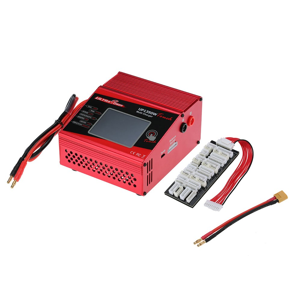 UP1350W Touch RC charger ultra power