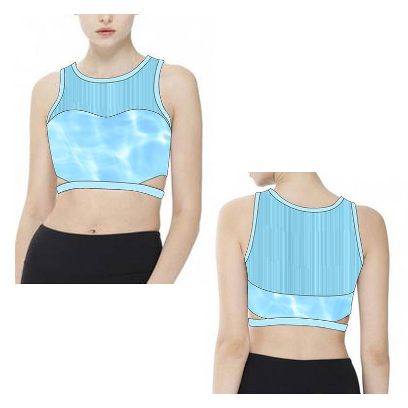 Fitness Wear Seamless Wholesale Women Sports Bra