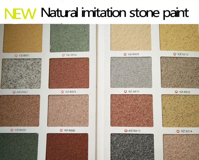 natural colorful stone Finishing Building Material