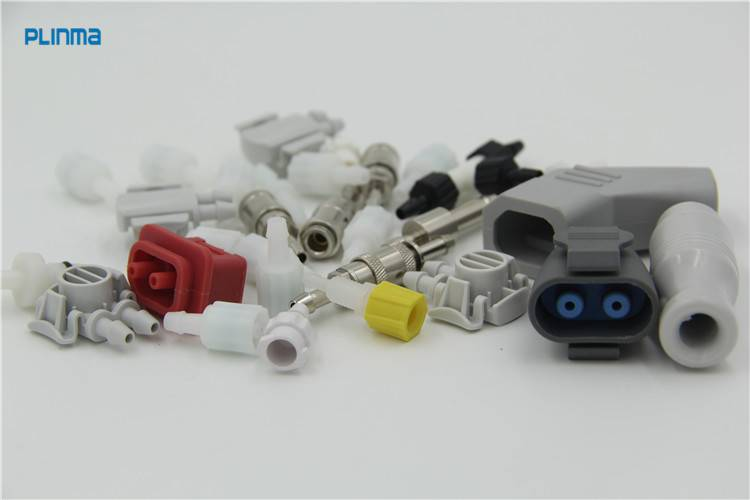 spo2 sensor connector ,ECG cable connector