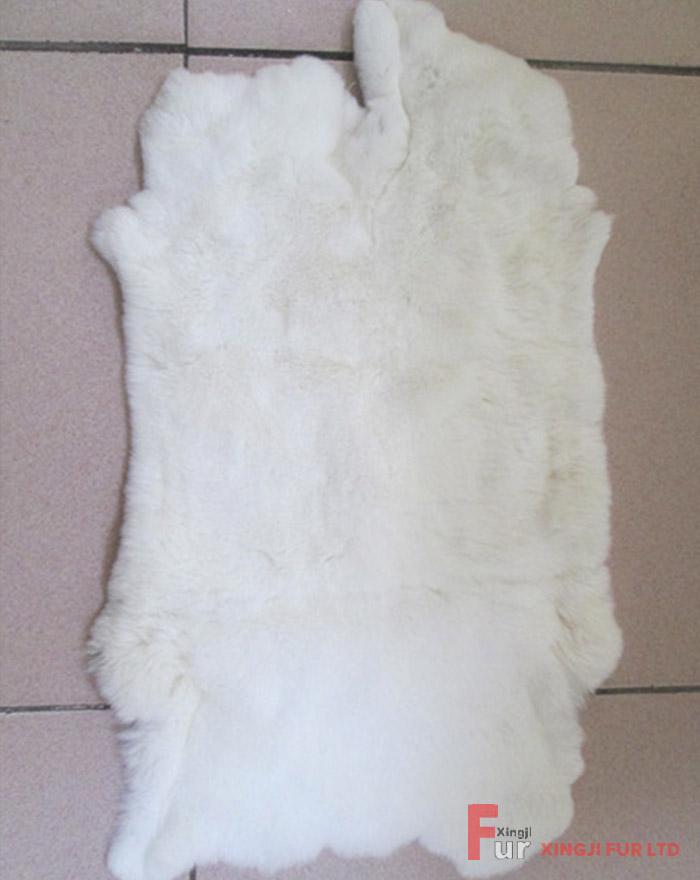 Rex Rabbit Fur Skin