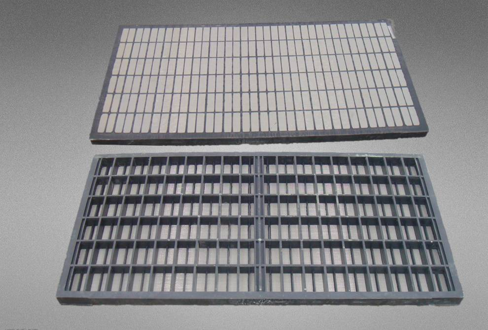 High quality swaco mongoose shale shaker screen(real manufactur)
