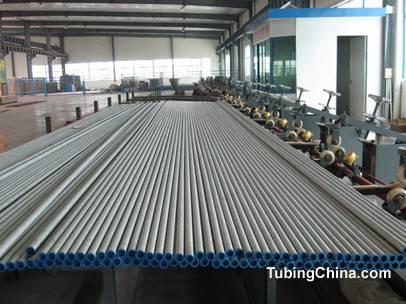EN 10216-5 1.44401 Stainless Steel Tubing
