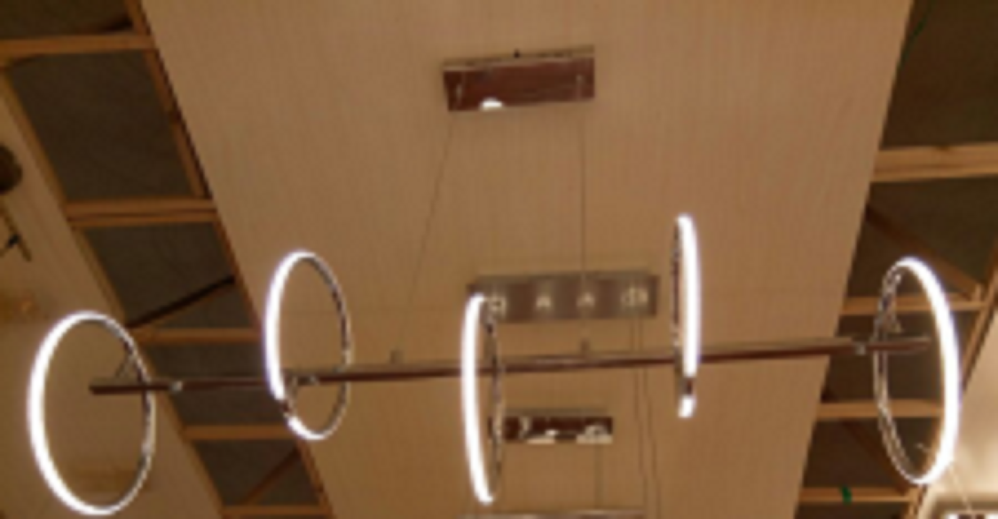 5 head led fashion silica pendant light-P62645