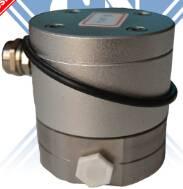 Micro oval gear flow meter