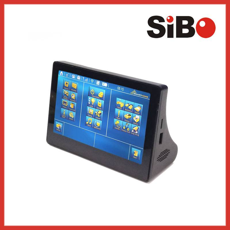 SIBO LED Indicating Light And Ethernet Port Android Tablet for Smart Home