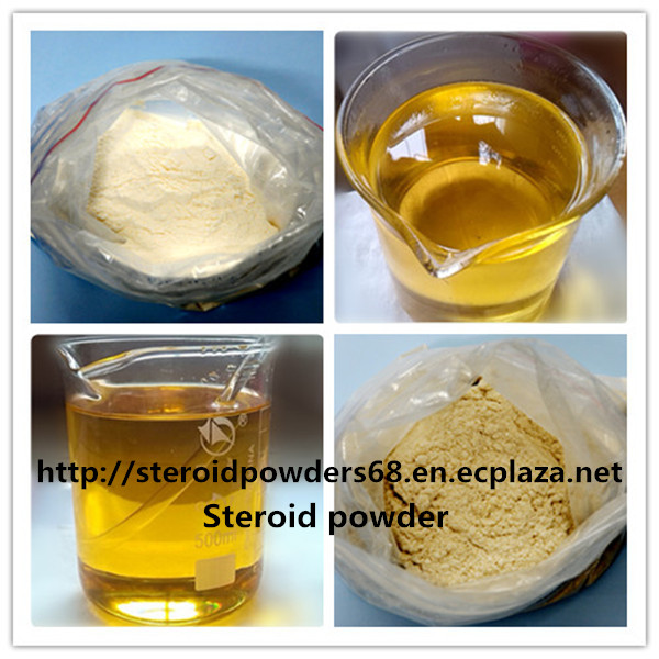 Trenbolone acetate CAS:10161-34-9 Raw Steroid Powder Muscle Building