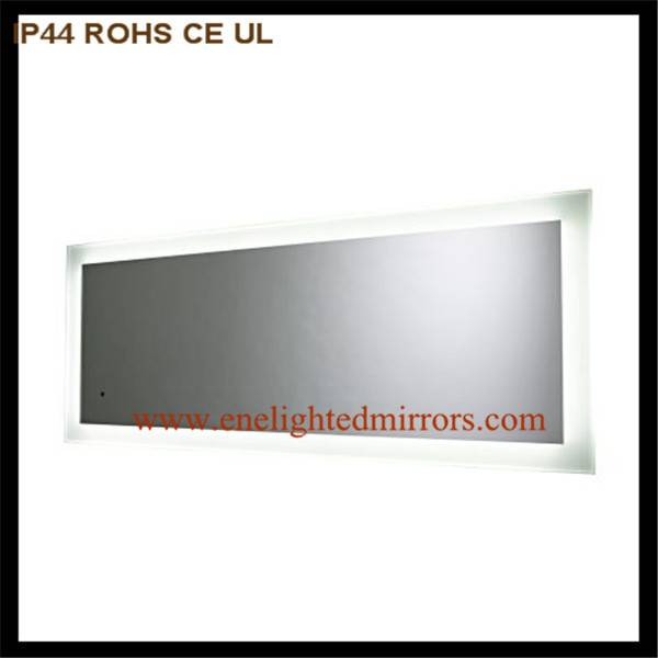 Illuminating mirror produced by ENE LIGHTED MIRRORS from China accepted custom oem odm