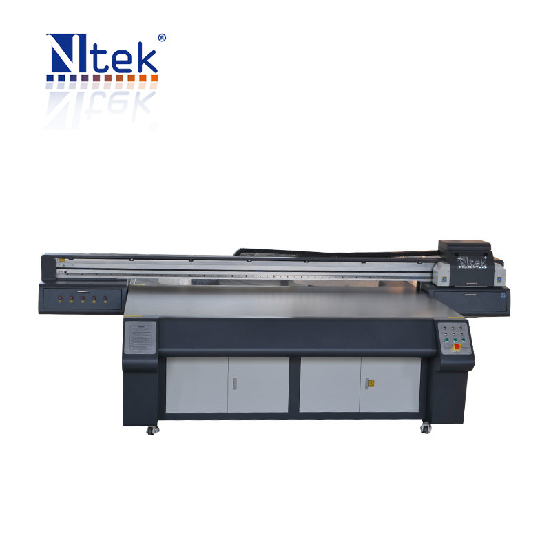 2513 Glass Printer Digital UV Flatbed Printing Machine