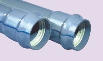 PVC-M pipes factory price