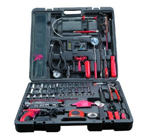 130PC Power Combi Hand Tool Set with Blow Molding Case