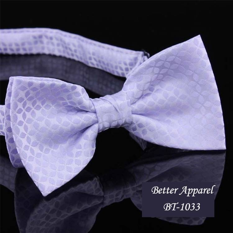 knit polyester bow tie for 2014 fashion design