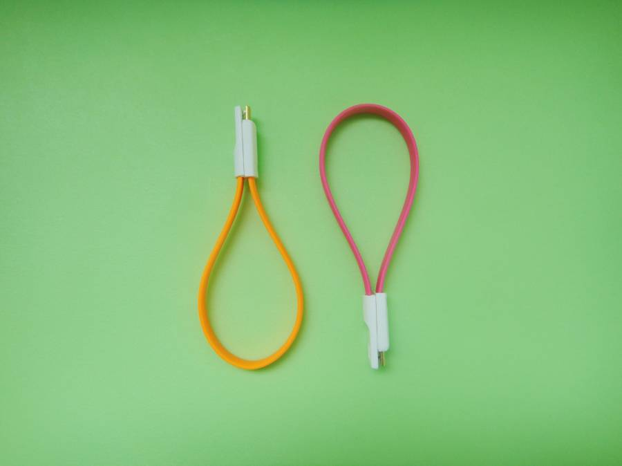 Magnetic Data Cable with Different Colors, Supports Plug-and-play Function GYS-022