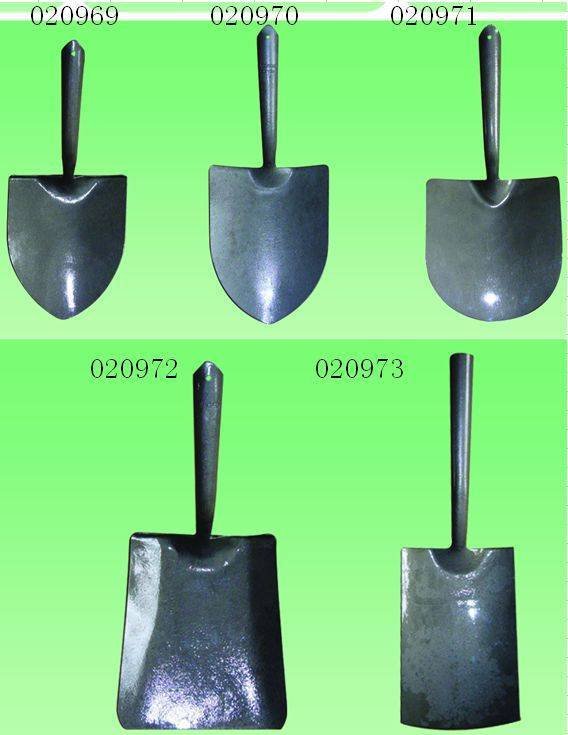 Forged Shovel