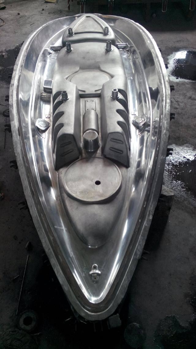 Rotomolding Fishing Kayak Mould, Plastic Kayak Roto Mold for Sale, OEM Rotomolded Canoe/Boat Rotatio