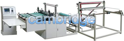 Side Welded Bag Making Machine for Air bubble Film