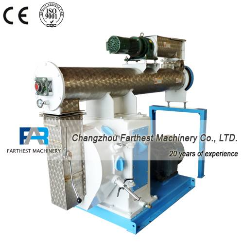 High Efficiency Livestock Feed Pellet Mill