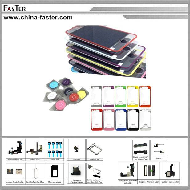 replacement for iphone 5 lcd screen,touch screen for iphone 5